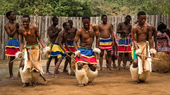Mantenga Cultural Village Swazi (1 of 1)