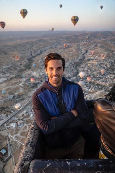 Travis Cappadocia Ballooons Turkey (1 of