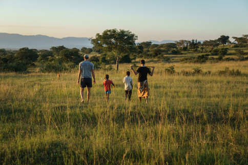 Travis Nate & Kids Sunset Swazi (6 of 6)