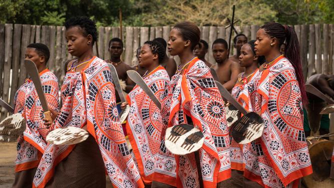 Mantenga Cultura Village Swazi (1 of 4).