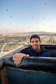 Travis Cappadocia Ballooons Turkey (2 of