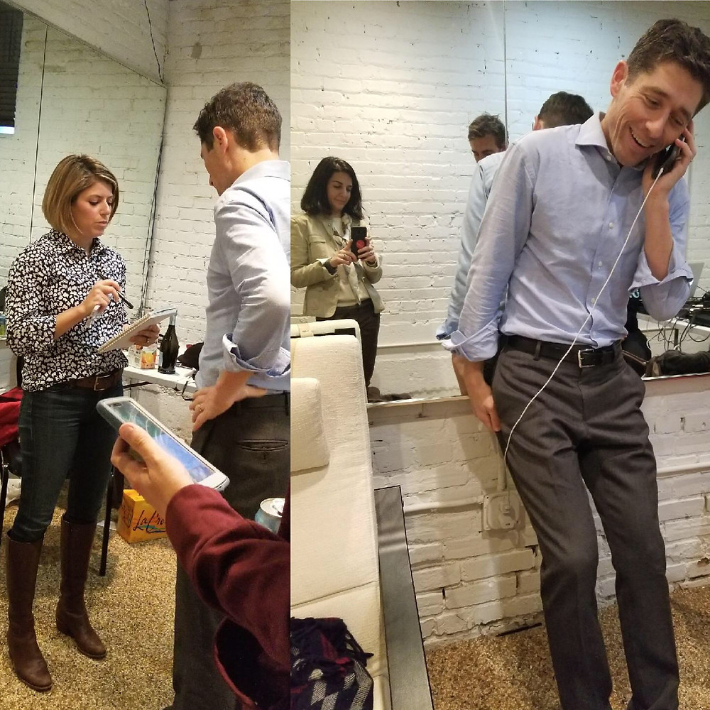 working on the Jacob Frey for mayor campaign