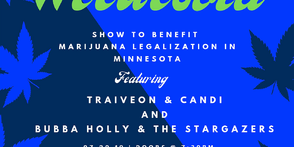 Weedesota: A night of live music benefiting MRMR