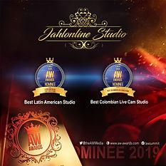 AW AWARDS NOMINATIONS 2019 jahlonline.jp