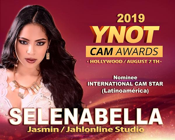 YNOT AWARDS nominee Selena Bella(1).png