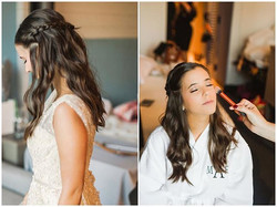 Every bride is different and for some just keeping it simple is the absolute best route to go! (phot