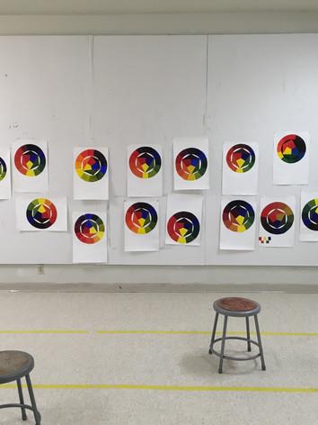 FUSElab, color wheels