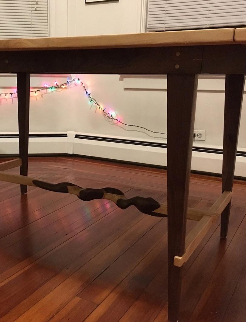Fruidwood Twist Table