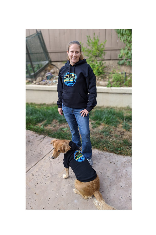 Dog and Owner Matching Hoodies