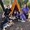 Thumbnail: Unisex Camping T-Shirt   Short Sleeve, Crew Neck