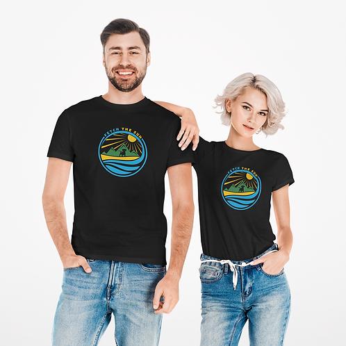 Unisex Logo T-Shirt   Short Sleeve, Crew Neck