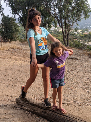 Playing on the Hike.jpg