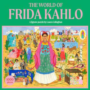 The World of Frida Kahlo: 1000 piece puzzle