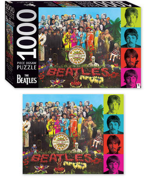 Puzzle: Sgt. Pepper's Lonely Hearts Club Band