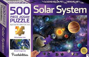 Solar System: 500 piece puzzle