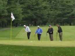 Annual Golf Outing - 4 player team