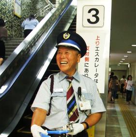 2007・新横浜駅  (Shinyokohama Station)