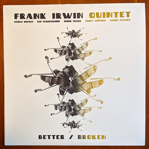 Better/Broken Vinyl