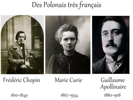 Des Polonais très français