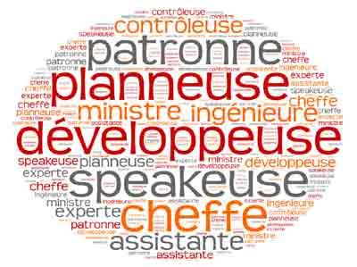 La féminisation des noms de métiers adoptée par l'Académie française (il était temps)