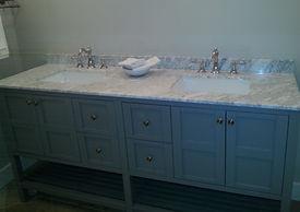 Boro Plumbing bathroom renovation