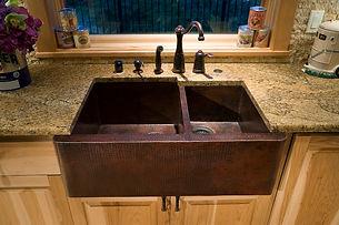 Boro Plumbing kitchen renovation