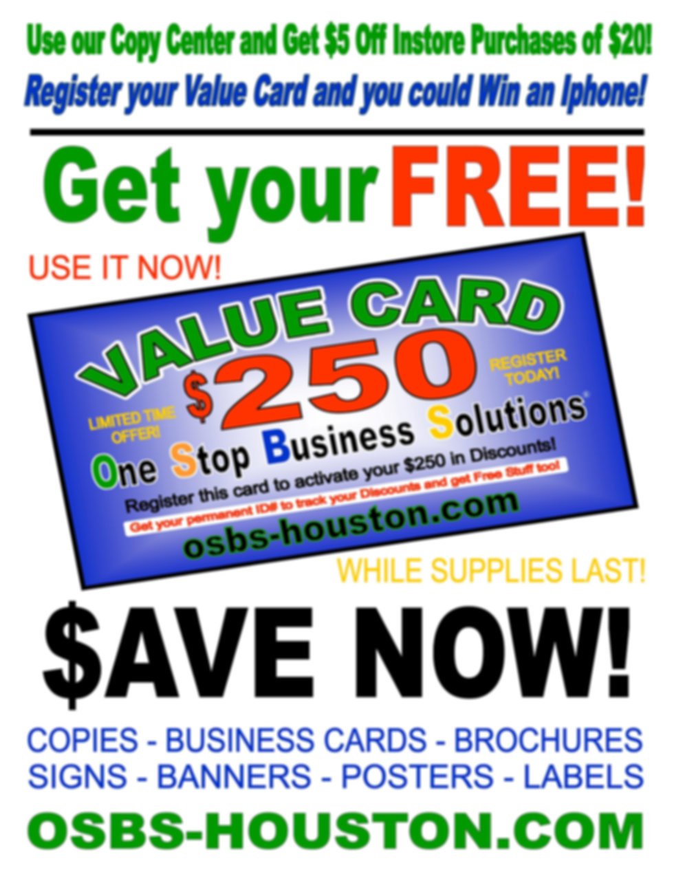 DISCOUNT COPIES DIGITAL PRINTING BOOKS BUSINESS CARDS SIGNS BANNERS FORMS POSTERS