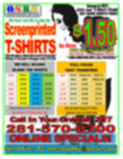 osbs $1.50 shirt prints textedly REVISED