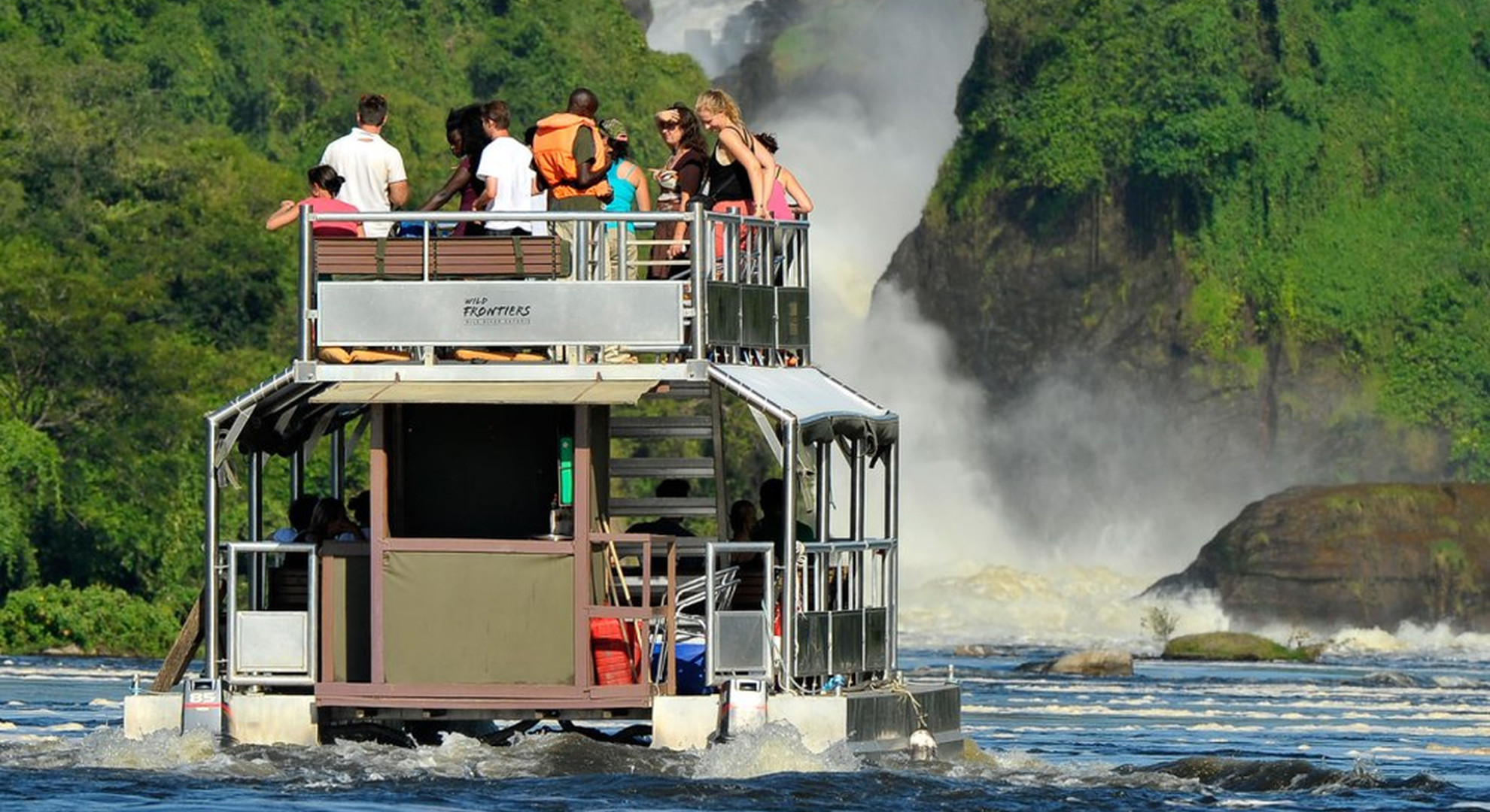 Murchison Falls Cruise