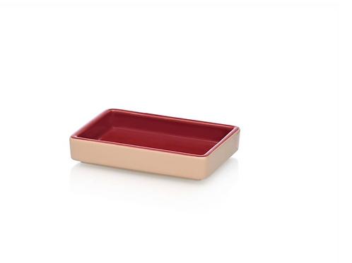 Arcipelago Ofenform von Ichendorf Milano rot pink