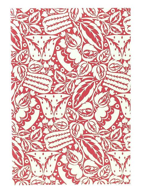 blanco Refill Grand Voyageur XL Aussenseite rot-weiß