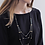 Thumbnail: Tabitha Multihalskette zweifarbig