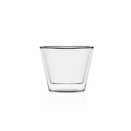 doppelwandiges Cappuccino Glas / Tee Glas  Piuma von Ichendorf Milano by CPS concept store