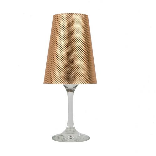 Lampenschirm, perforiert