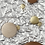 Thumbnail: The Dots Kleiderhaken Holz Ø 9cm