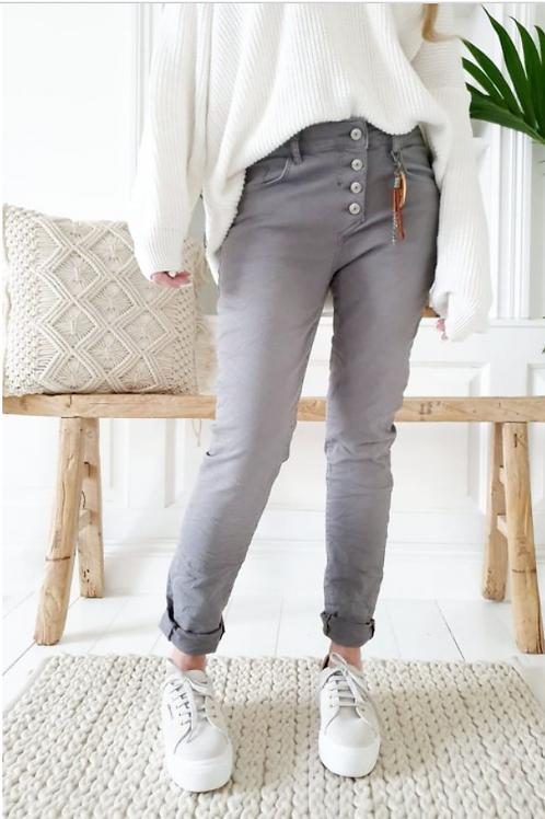Super ComfyJeans grey