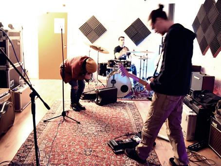 Mescina Rehearsals