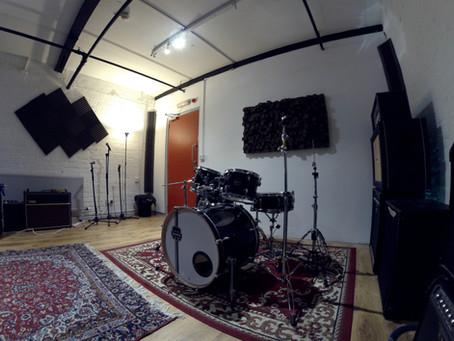 Studio renovations finally complete!
