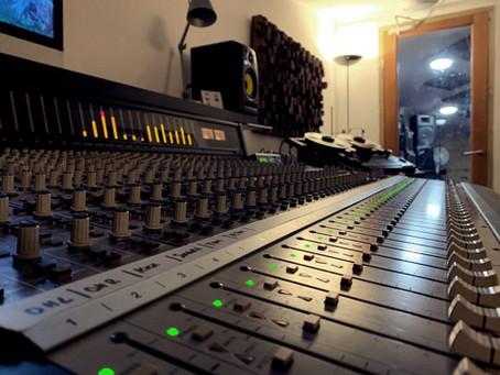 Analog Recording Studio Manchester