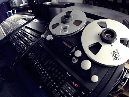 Vintage analog