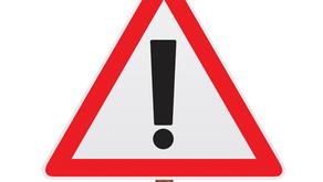 סימני אזהרה