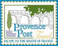 Provence Post Logo - Maximum Resolution.