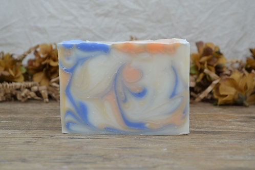 Bergamot & Lavender Handmade Soap