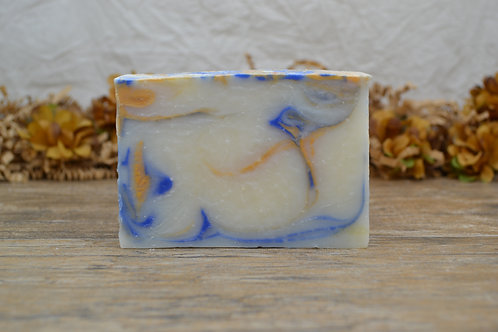 """Just Breathe"" Handmade Luxury Soap Bar"