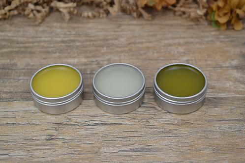 Handmade Natural Lip Balms