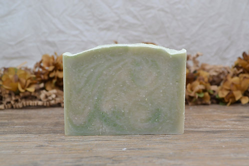 Oakmoss & Sandalwood Handmade Soap