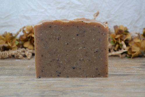Coffee Scrub Handmade Soap Bar