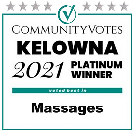 Kelowna community votes best massage, best massage therapy Kelowna, Enhanced Healing Massage Therapy, best RMT Kelowna