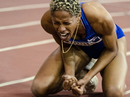 Yulimar Rojas, la atleta del año femenil, se enfoca solo en lo positivo