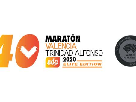 ¡Mexicanos en acción! rumbo al Maratón Valencia Trinidad Alfonso EDP